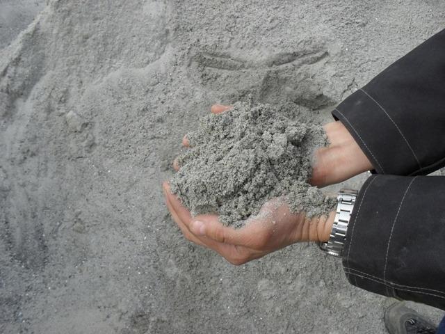 0-4 mm støbegrus - Salg af støbegrus i Roskilde