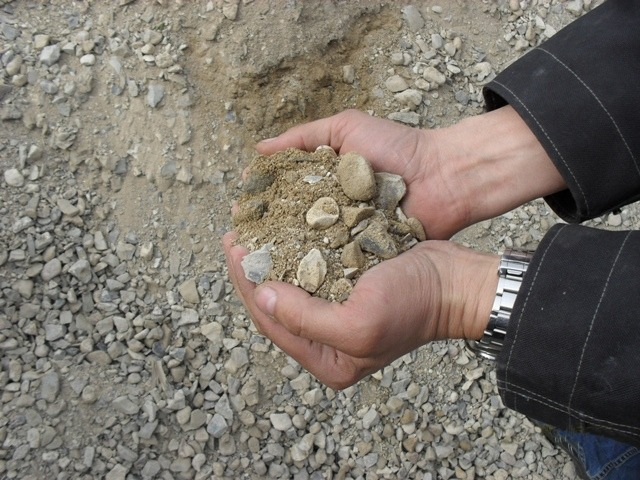 0-32 mm stabilgrus - Salg af stabilgrus i Roskilde